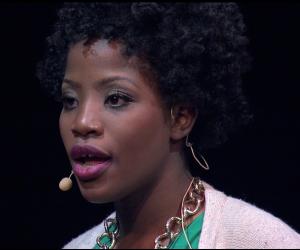 Eleanor T. Khonje, TEDx Lausanne 2014!