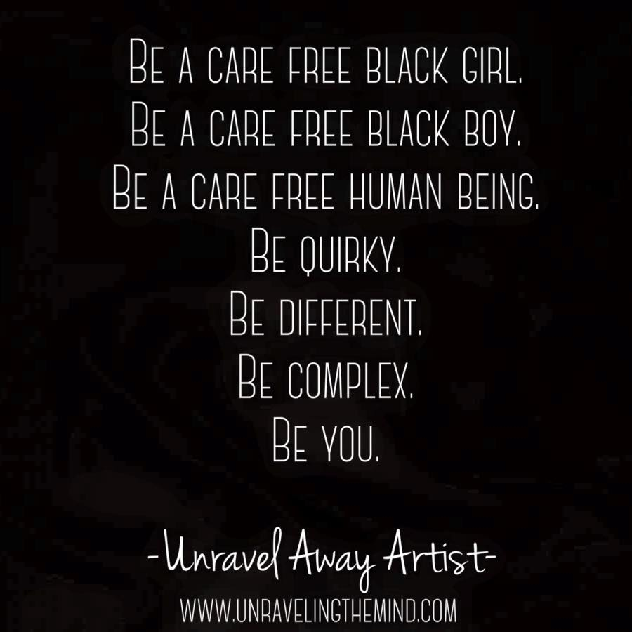 Be care free